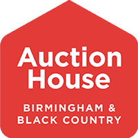 Auction House Birmingham & Black Country Logo