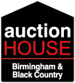 Auction House Birmingham & The Black Country Logo