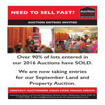 Auction House Devon and Cornwall News Article