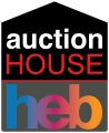 Auction House HEB Logo