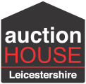 Auction House Leicestershire Logo