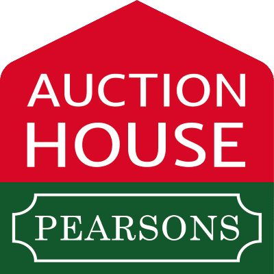 Auction House Pearsons Logo