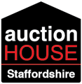 Auction House Staffordshire Logo