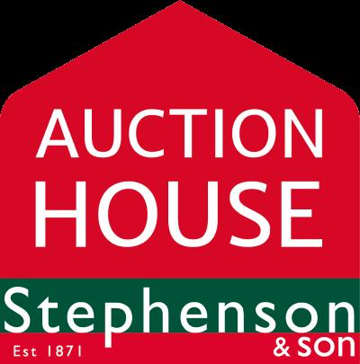 Auction House Stephenson & Son Logo
