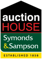 Auction House Symonds & Sampson Logo